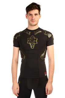 Защита G-Form Pro-x Compression Shirt Black/Yellow