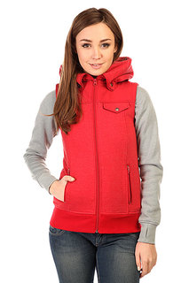 Жилетка женская Burton Wb Starr Vest Chili Pepper Heather