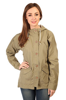 Куртка женская Burton Wmn Flack Parka Silt Heather
