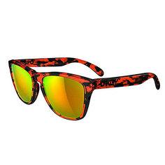 Очки Oakley Frogskins Acid Tortoise Orange W/Fire