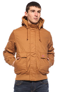 Куртка Dickies Keane Duck Jacket Brown Duck