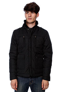 Куртка Zoo York Nylon Biker Jacket Black