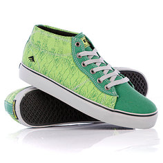 Кеды кроссовки Emerica The Tempster Green