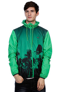 Ветровка K1X Paradise Windbreaker Island Green/Lime