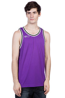Майка K1X Hardwood Double X Jersey Purple/White