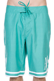 Шорты K1X Double X Boardshorts Calypso Green/White