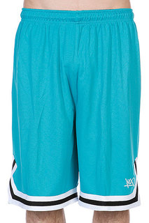Шорты K1X Hardwood Double X Shorts Aqua/White