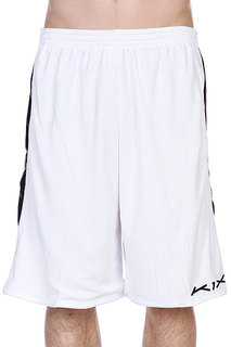 Шорты K1X Hardwood Intimidator Shorts White/Black