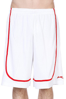 Шорты K1X Hardwood League Uniform Shorts White/True Red