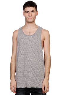 Майка K1X Mesh Reversible Tear It Up Tank Top Grey