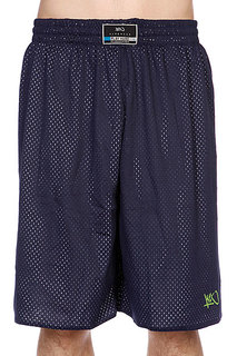 Шорты K1X Hardwood Rev Practice Shorts Dark Blue