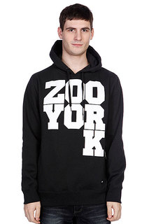 Толстовка Zoo York Drop K Mk2 Black
