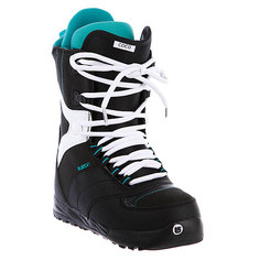 Ботинки для сноуборда женские Burton Coco Black/White