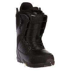 Ботинки для сноуборда  Burton Driver X Black