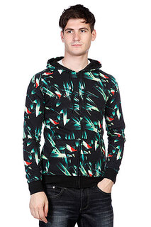 Толстовка K1X Oahu Zip Hoody Black