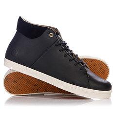 Кеды кроссовки высокие Element Becker Mid Black/Khaki