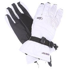 Перчатки сноубордические женские Pow Falon Gtx Glove White