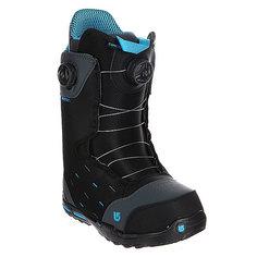 Ботинки для сноуборда Burton Concord Boa Black/Blue