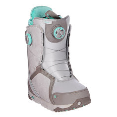 Ботинки для сноуборда женские Burton Felix Boa Desert Mint