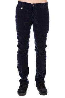 Штаны прямые K1X Corduroy Chino Pant Blue