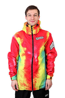 Куртка Grenade Predator Jacket Yellow