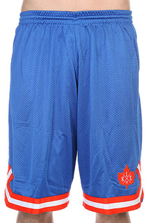 Шорты K1X Leaf Double-x Shorts Blue/Flame