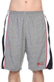 Шорты K1X Core Light Swish Shorts Dark Grey Heather