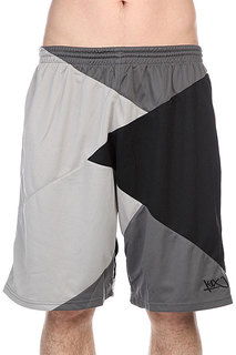 Шорты K1X Zaggamuffin Shorts Dark Grey/Black