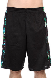 Шорты K1X Oahu Panel Shorts Black/Tropical