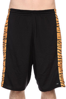 Шорты K1X Roar Panel Shorts Black/Tiger