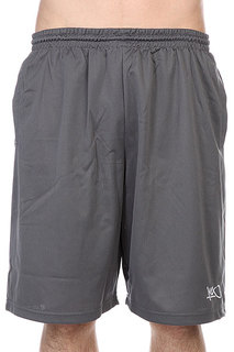 Шорты K1X Core Micromesh Shorts Dark Grey