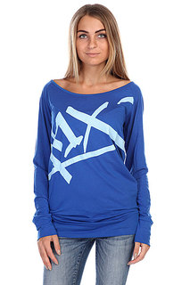 Лонгслив женский K1X Easy Tag Longsleeve Royal Blue