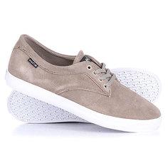 Кеды кроссовки низкие Huf Sutter Warm Grey