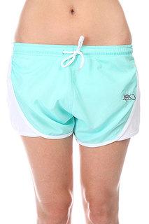 Шорты пляжные женские K1X Sprint Hotpants Mint/White