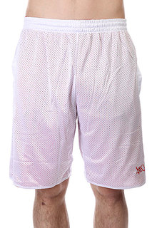 Шорты K1X Core Reversible Shorts White/Red