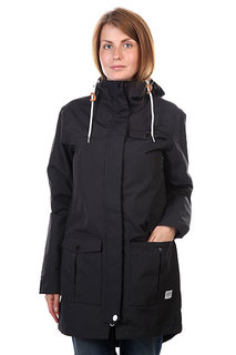 Куртка парка женская CLWR Jetty Parka Black