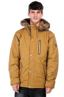 Куртка парка Quiksilver Arris Jkt Dull Gold