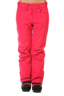 Штаны сноубордические женские Roxy Backyard Azalea