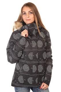Куртка женская Roxy Jet Ski Jk J Snjt Aqua Dots