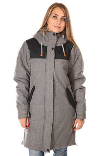 Куртка парка женская Colour Wear Coz Parka Grey Melange Clwr