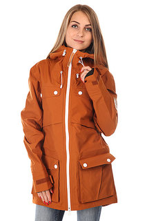 Куртка женская Colour Wear Lynx Jacket Adobe Clwr