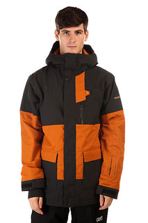 Куртка Quiksilver York Jkt Black
