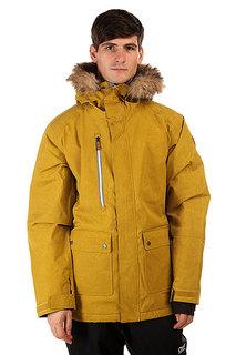 Куртка Quiksilver Selector Jkt Olive Oil