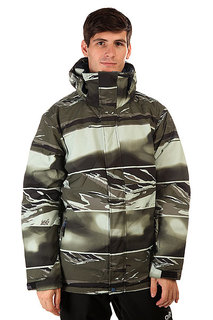 Куртка Quiksilver Mission Print Alaskan Camo Militar