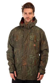Куртка DC Servo Camo Lodge