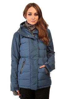 Куртка женская Roxy Tb Crystaliz Jk Ensign Blue BIOTHERM