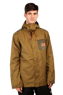 Куртка DC Delinquent Jkt Military Olive