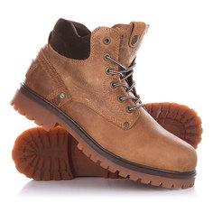 Ботинки зимние Wrangler Yuma Fur Brown