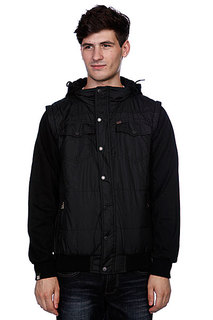 Куртка зимняя Globe Kilburn Jacket Black