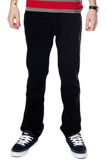 Штаны Fallen Thomas Signature Sweatpants Black